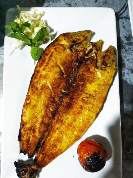 ماهی-کبابی