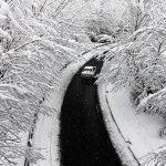 جاهای دیدنی شمال در زمستان